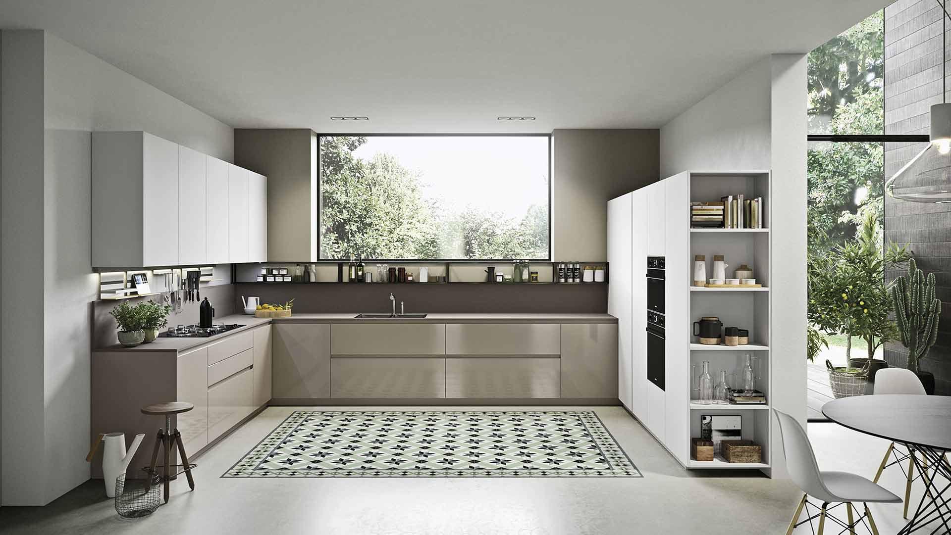 Cocina Alta Sistema 22 Ambiente 2