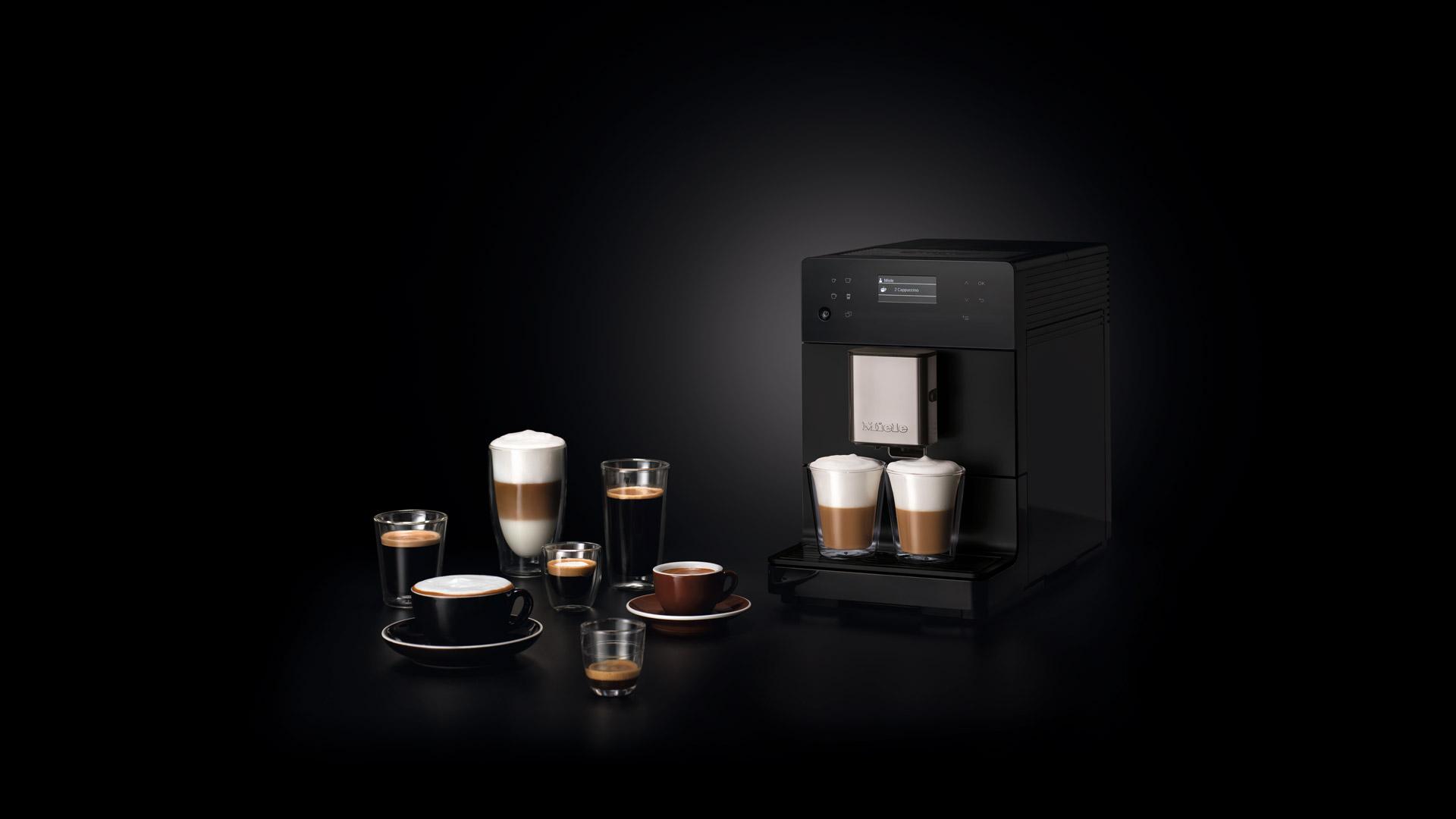 Cafetera CM5 Miele