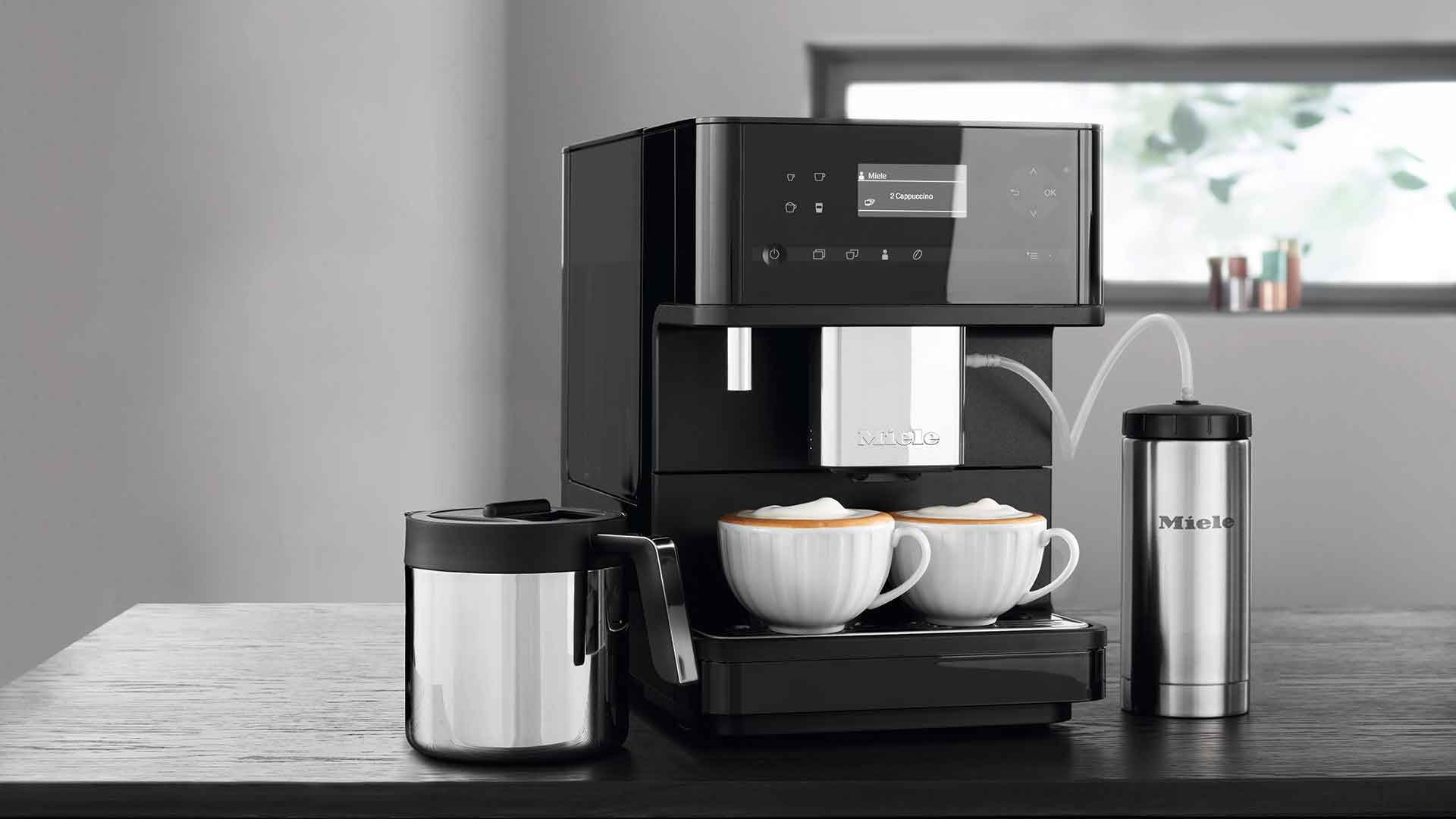 Cafetera Miele CM6350