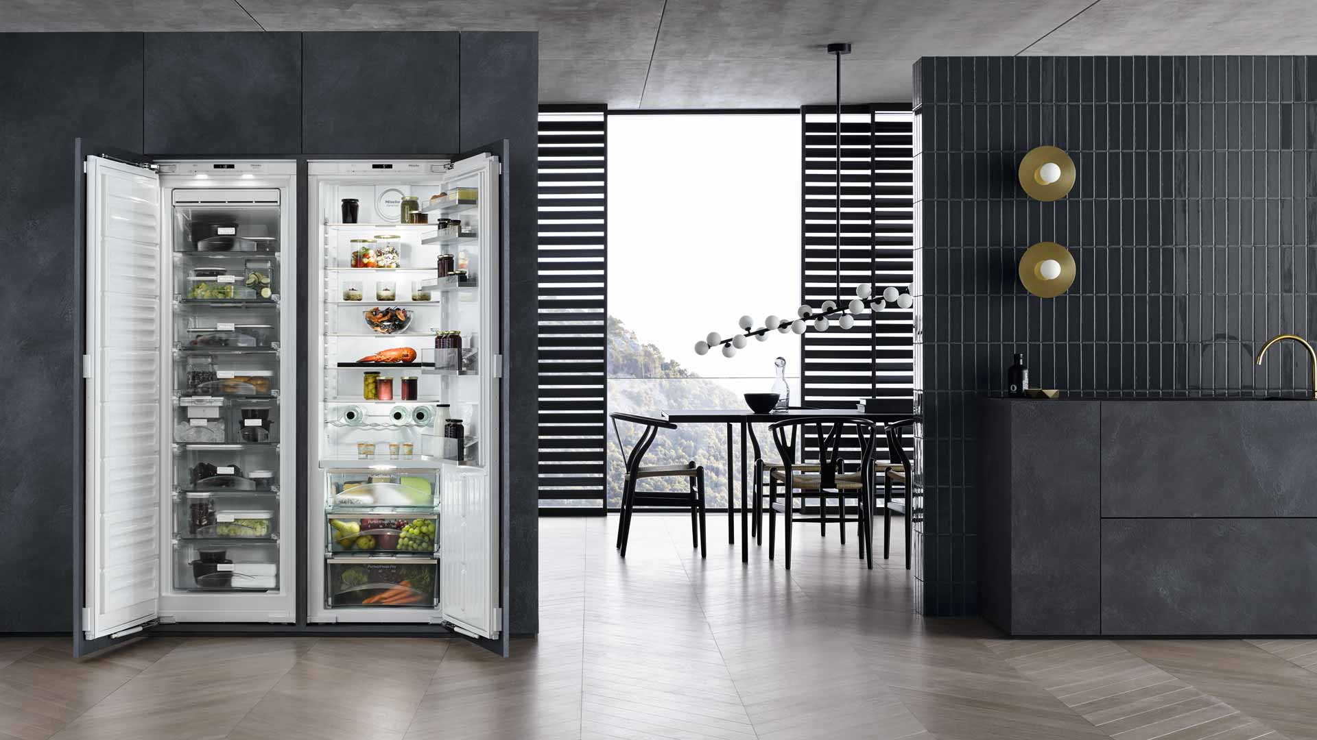 Miele PerfectCool Side-By-Side