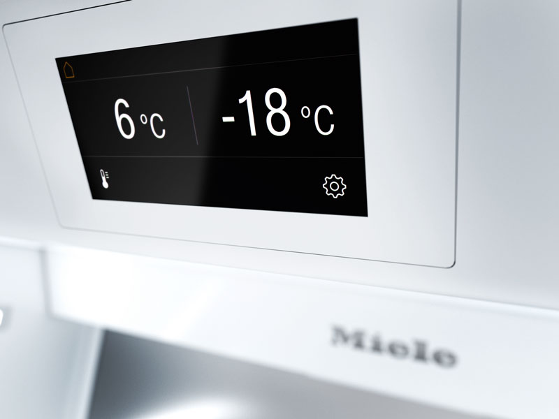 Miele Display Touch