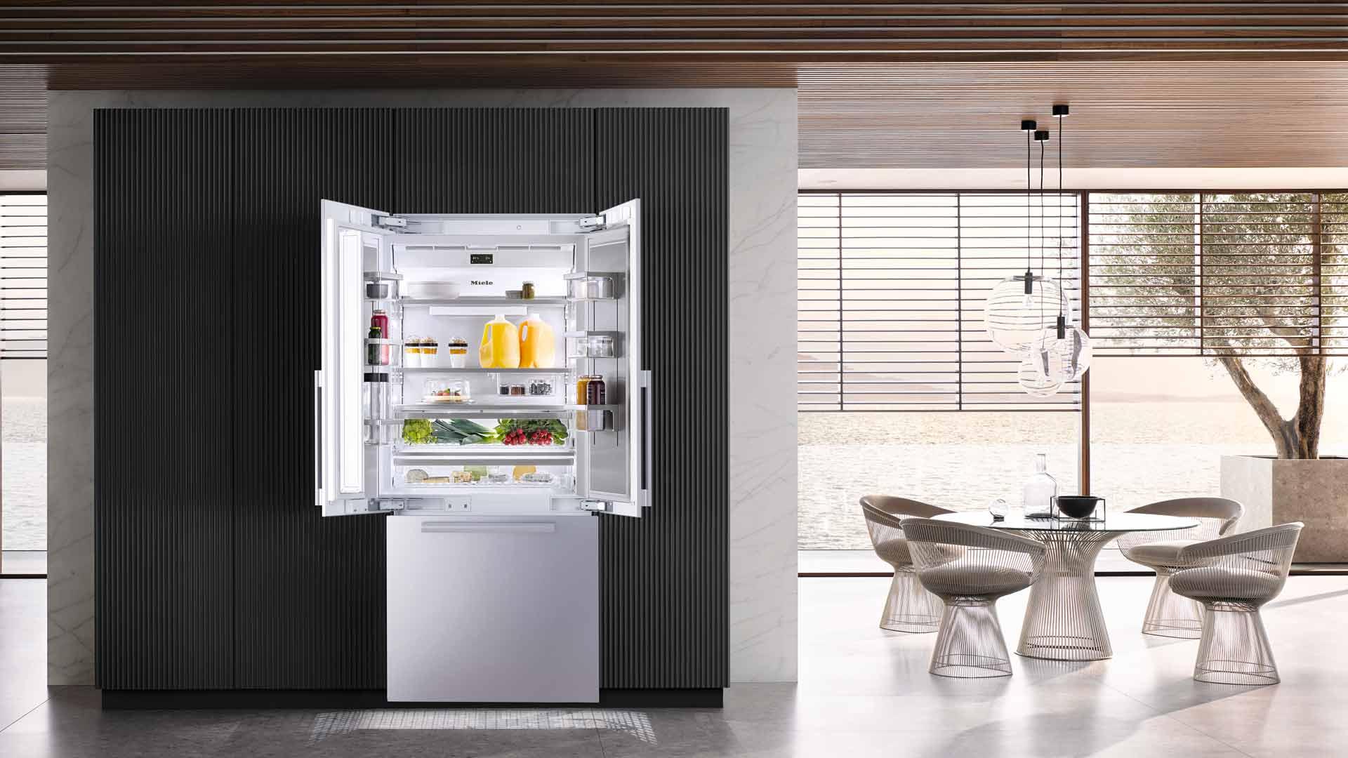 Miele MasterCool Refri-Congelador