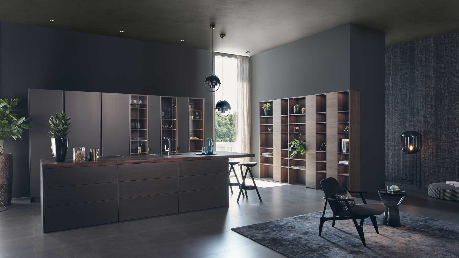 Cocina Steel | Classic-FS | Topos